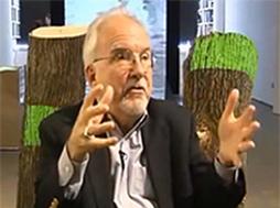 Curator John G. Hanhardt Discusses Buky Schwartz's Work